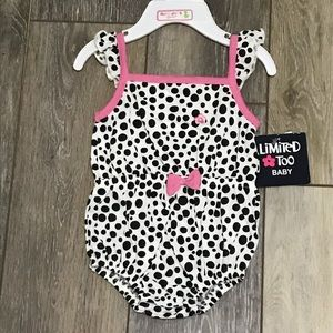 NWT Limited Too One Piece 3-6M